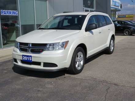 2015 Dodge Journey CANADA VALUE PKG|HITCH|ROOF RACK