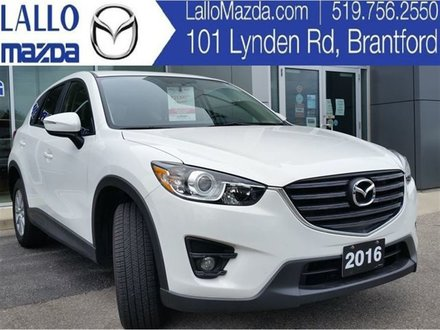 2016 Mazda CX-5 GS|AWD|MOONROOF
