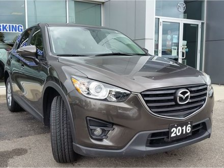 2016 Mazda CX-5 GS|NAVIGATION|MOONROOF
