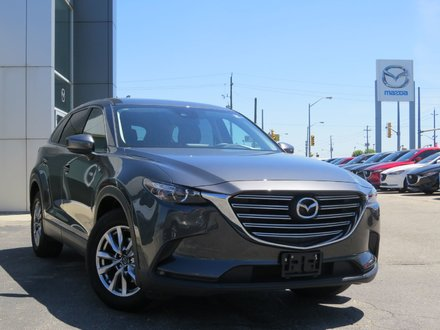 2018 Mazda CX-9 GS-L|LUXURY PKG.|NAVIGATION|LEATHER|MOONROOF