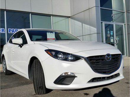 2015  Mazda3 GX|MANUAL|BLUETOOTH|A/C