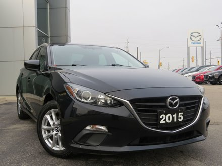 2015 Mazda Mazda3 GS|HEATED SEATS|ONE OWNER