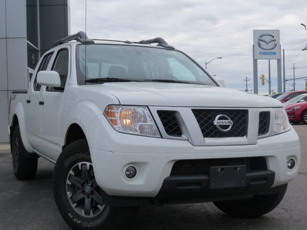 2019 Nissan Frontier PRO-4X|CREW CAB 4X4NAVIGATION|ROOF RACK|LIKE NEW