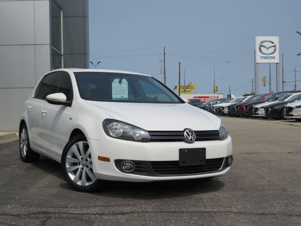 2013 Volkswagen Golf 2.5L GAS|WOLFSBURG|MANUAL|MOONROOF|HEATED SEATS