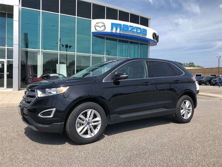 2017 Ford Edge SEL - AWD