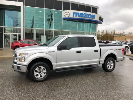 2017 Ford F150 4x4 - Supercrew XL - 145