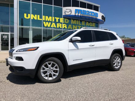 2016 Jeep Cherokee FWD North