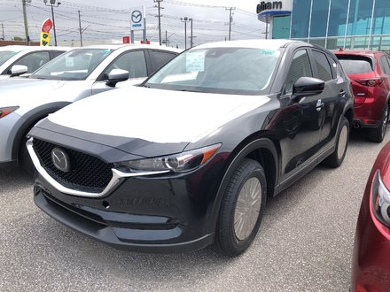 2019 Mazda CX-5 GS FWD at
