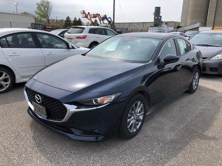 2019 Mazda Mazda3 GX at