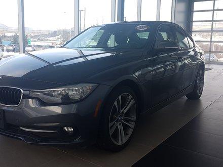 BMW 3 Series 320i xDrive 2016