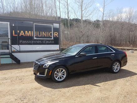 2017 Cadillac CTS Sedan TURBO