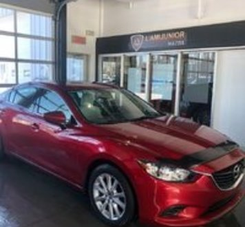 Mazda Mazda6 GS CUIR TOIT LUXE 2016