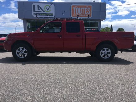Nissan Frontier 4WD 4x4 2003