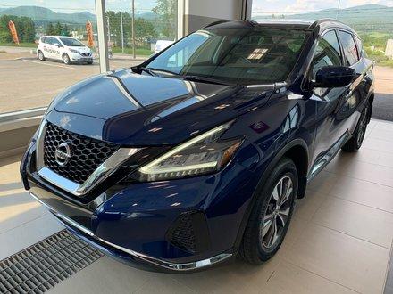 Nissan Murano SV AWD DÉMO 2019