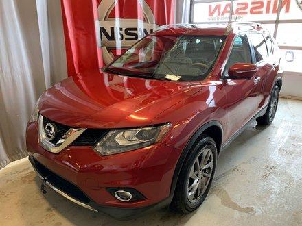 Nissan Rogue SL CUIR NAVIGATION 2015