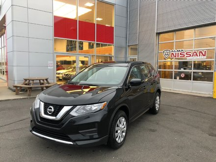 2017 Nissan Rogue S  BLUETOOTH + TRACTION INTEGRALE