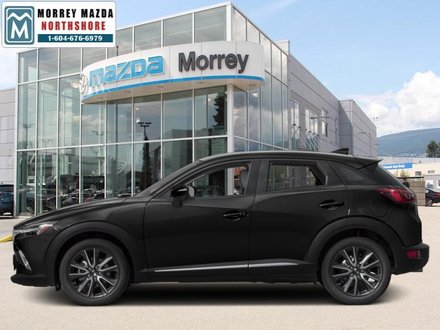 2017 Mazda CX-3 GT  - Navigation -  Sunroof -  Leather Seats