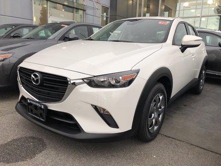 2019 Mazda CX-3 GX FWD