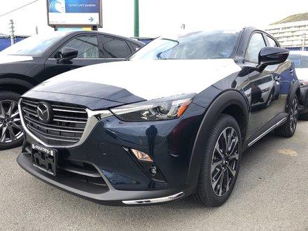 2019 Mazda CX-3 GT AWD Leather, Bose, Navigation, Apple Car play!