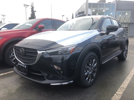 2019 Mazda CX-3 GT Top of the line! Great finance and lease rates!