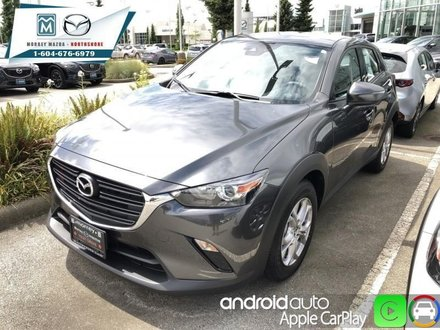 2019 Mazda CX-3 GS AWD  - Heated Seats -  Apple CarPlay
