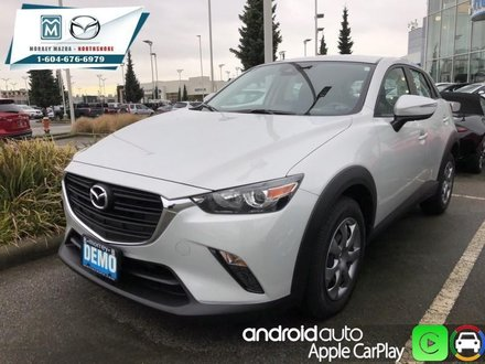 2019 Mazda CX-3 GX AT AWD  - Apple CarPlay -  Android Auto