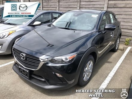 2019 Mazda CX-3 GS  - Heated Seats -  Apple CarPlay