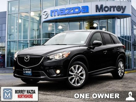 2015 Mazda CX-5 GT  - Local - One owner - Certified