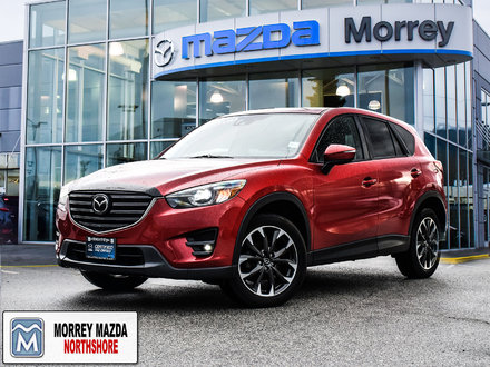 2016 Mazda CX-5 GT Load! Certified. Warranty included. Click!