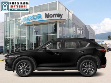 2018 Mazda CX-5 GT  - One owner - Leather Seats