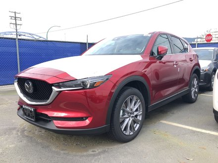 2019 Mazda CX-5 GT AWD Turbo Charged! A real performer. Elegant!