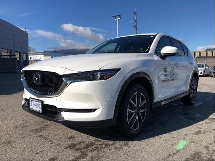 2019 Mazda CX-5 GT AWD Truly spirited Turbo with 250 HP.