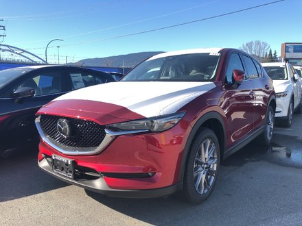 2019 Mazda CX-5 GT AWD with Turbo. Huge Torque! Check it out