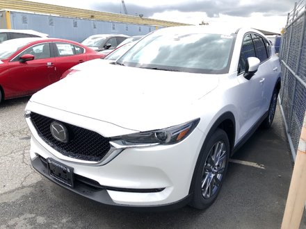 2019 Mazda CX-5 Signature with Nappa Leather. Full load! Click