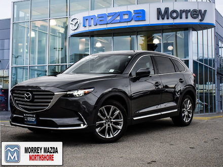 2016 Mazda CX-9 GT 7 Passenger. Great looker! Certified!