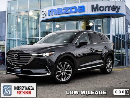 2016 Mazda CX-9 GT  - Local - One owner - Certified