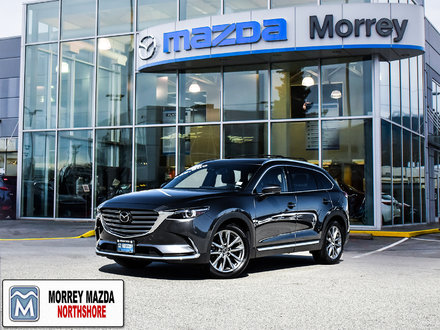 2017 Mazda CX-9 Signature with Nappa Leather. Loaded. Click