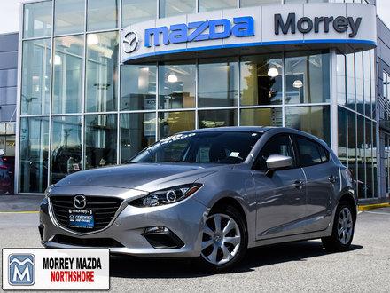 2015  Mazda3 Sport GX-SKY at