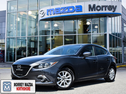 2015  Mazda3 Sport GS-SKY at