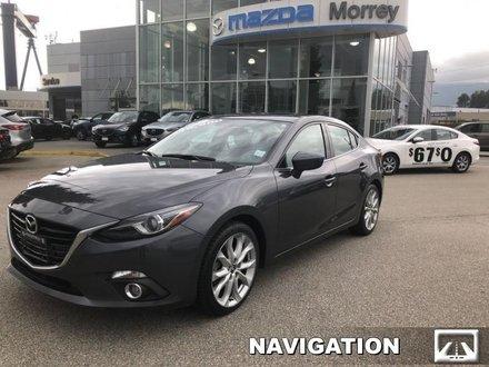 2014  Mazda3 GT-SKY  - Sunroof -  Navigation