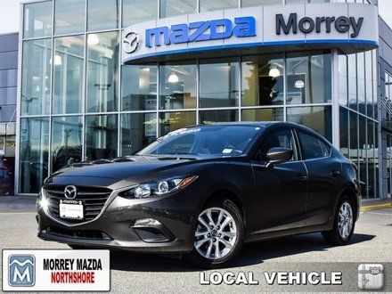 2016  Mazda3 GS  - Local - Heated Seats