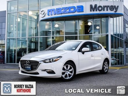 2017  Mazda3 GX  - Local - One owner - Certified