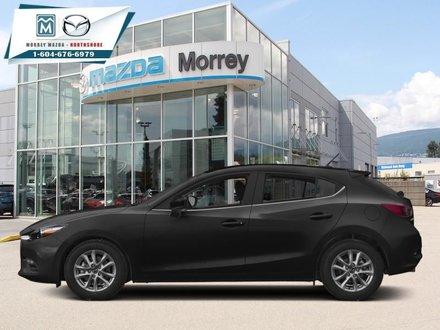 2017  Mazda3 GS  - Heated Seats