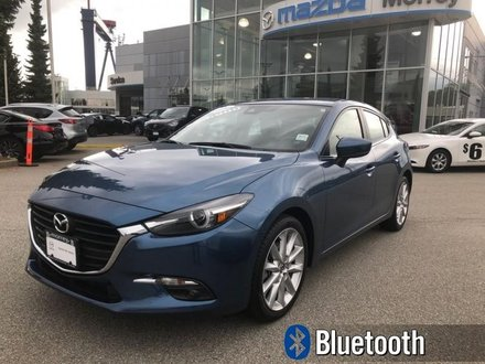 2018  Mazda3 GT  - Sunroof -  Heated Seats