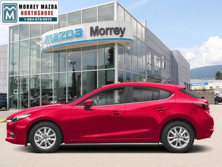 2018  Mazda3 50th Anniversary  - Heated Seats