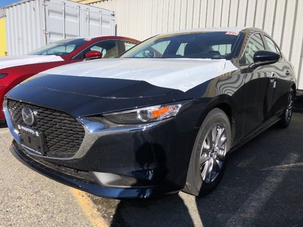 2019  Mazda3 GS sporty and stylish! Check it out