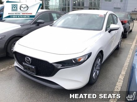 2019  Mazda3 GS  - Heated Seats