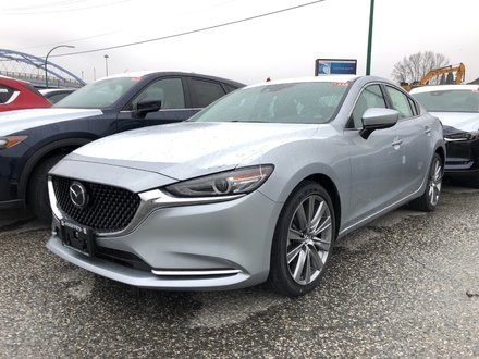 2018 Mazda Mazda6 GT Amazing handling, Control! Sleek and elegant