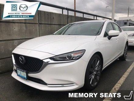 2018  Mazda6 GT  - Navigation -  Memory Seats