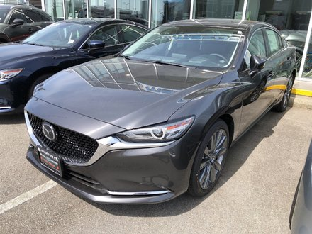2019 Mazda Mazda6 GT Quiet, Classy, and handles like a dream. Click